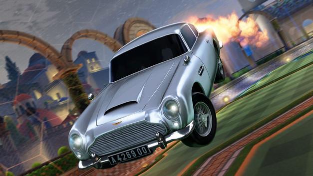 James Bond's Aston Martin DB5 is on its way to Rocket League