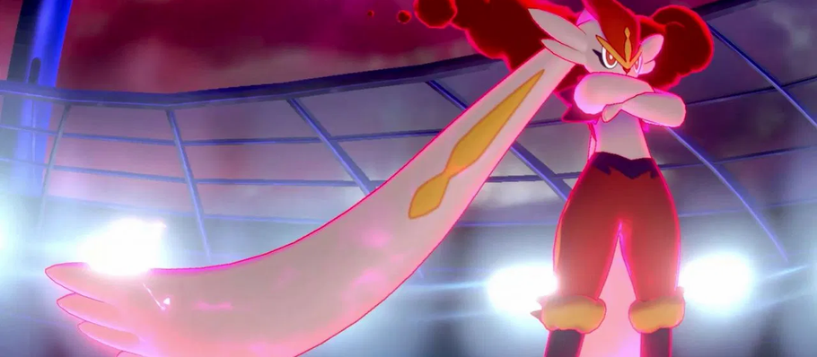 New Pokémon 'Sword' and 'Shield' Trailer Shows off Starter Gigantamax Forms
