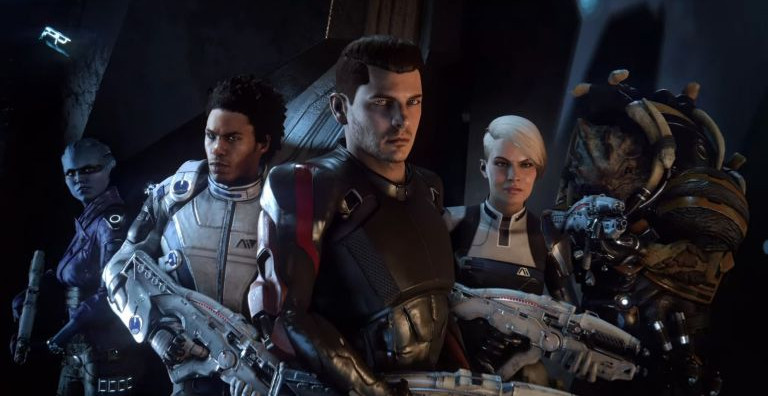 Mass Effect: Andromeda PS4 Trophy List Leaked!