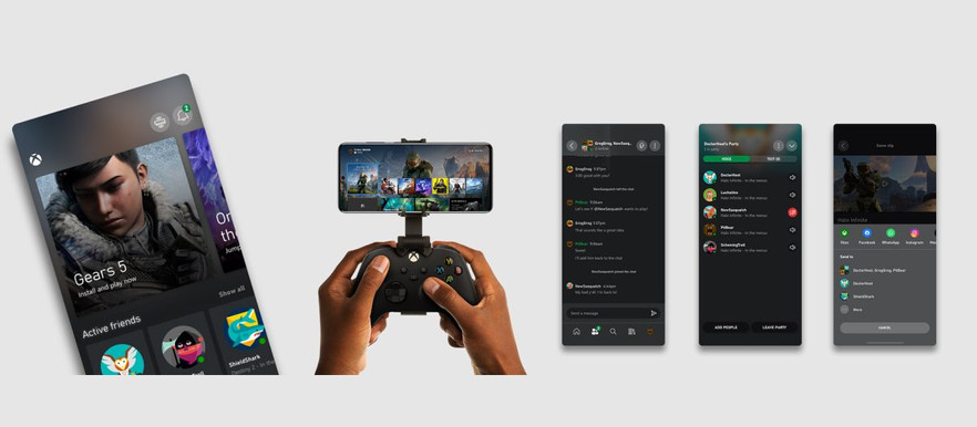 New Xbox Mobile App is Live on Android With Xbox One Remote Play