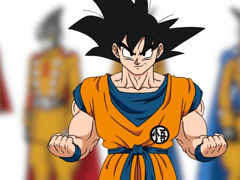 Toei Reveals Title and Character Designs for Upcoming 'Dragon Ball Super: Super Hero Film