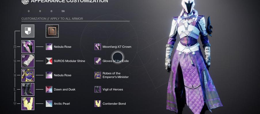 Destiny 2 reveals New grindy transmog system