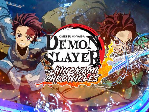 First Look at Demon Slayer' Game Story Trailer
