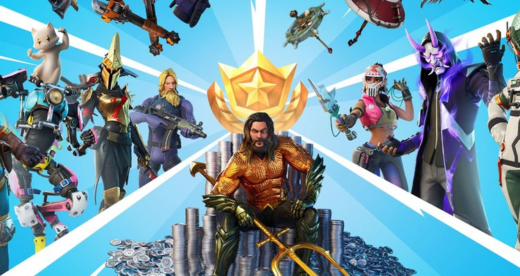 Here's How to Unlock Jason Momoa's Aquaman in 'Fortnite: Chapter 2' Season 3