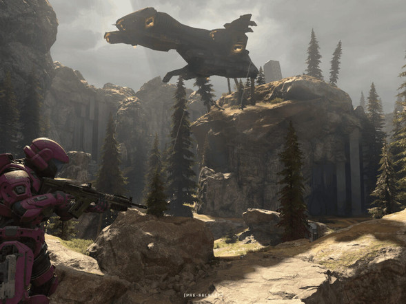 Halo Infinite debuts first multiplayer footage on Xbox One and Series X