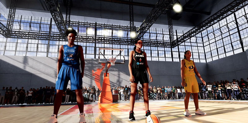 'NBA 2K' Reveals MyPlayer Mode for WNBA