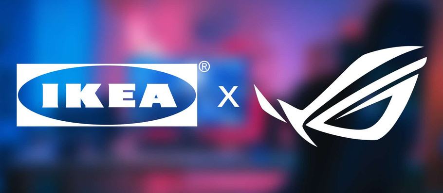 """IKEA and Asus ROG Will Debut """"Affordable"""" Gaming Furniture"""