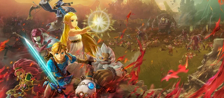 'Zelda: Breath of the Wild' Prequel 'Hyrule Warriors: Age of Calamity' Announced for Nintendo Switch