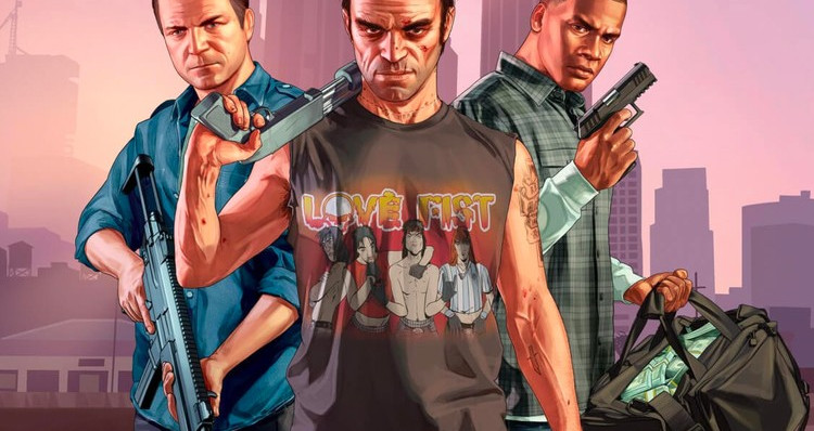 'Grand Theft Auto V' Officially the Best-Selling Game of the Decade in the United States