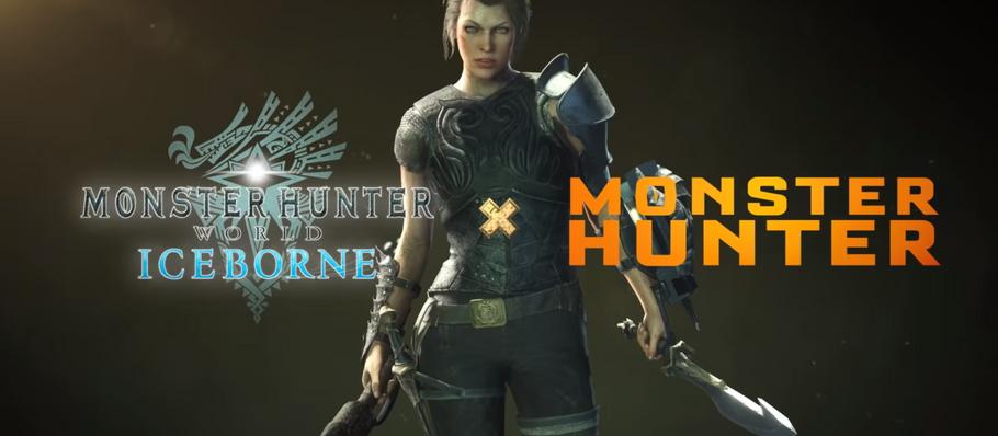 Monster Hunter World: Iceborne Crosses Over With Monster Hunter Movie in New Event