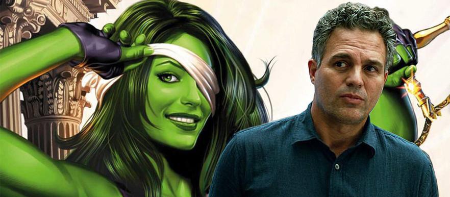 Mark Ruffalo Talks Disney+'s 'She-Hulk'