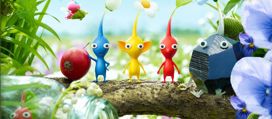 Pikmin 3 is Coming to Switch in a New Deluxe Iteration in October