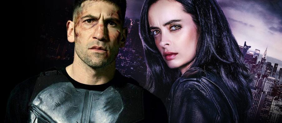 Netflix Cancels The Punisher and Jessica Jones