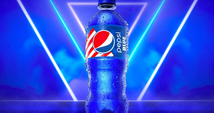 Pepsi Blue Is Making a Bold Return