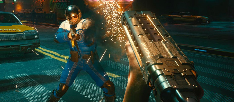 'Cyberpunk 2077' Pre-Load Files Reportedly Leaked Online + Gameplay