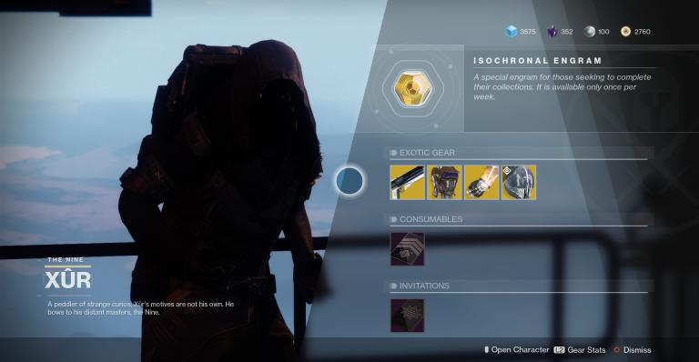 Destiny 2: Invitations of the Nine guide