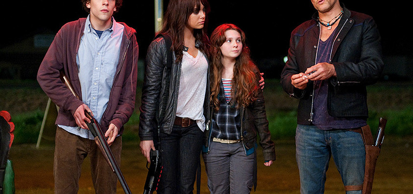 Zombieland Reveals the Poster & Title of Sequel With 10-Year Challenge
