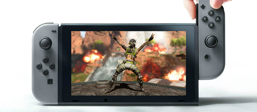 First Look at Apex Legends on Switch