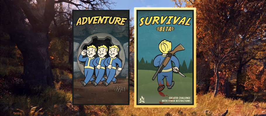 Fallout 76's Survival Mode beta is here