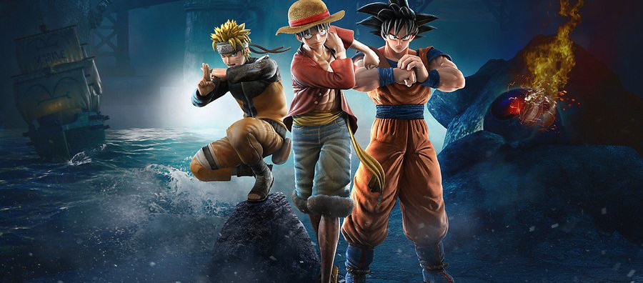 Jump Force Open Beta Test - Dates, Times, and Characters