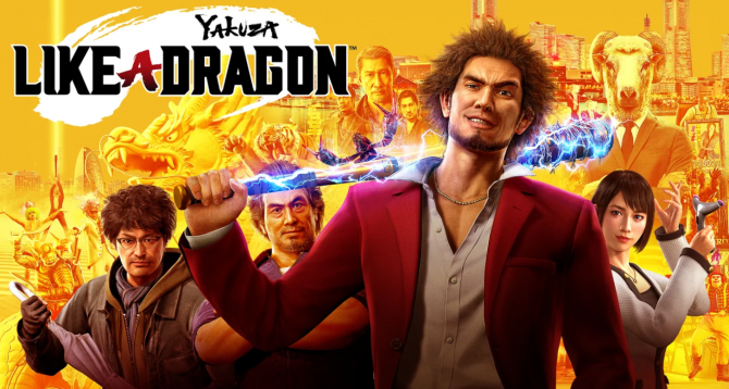 Yakuza: Like a Dragon Releases in the West in November
