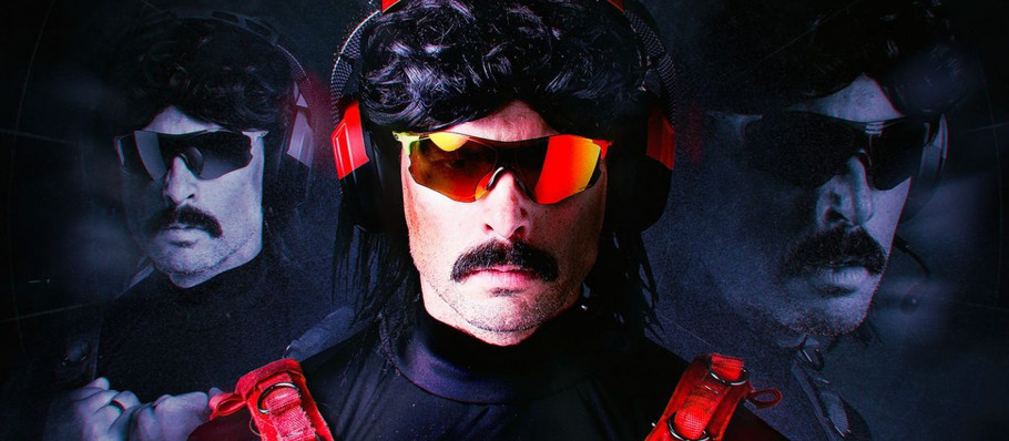 Dr Disrespect Will Not Be Returning to Twitch and Considering Legal Action
