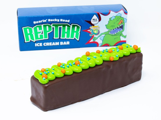 'Rugrats' Celebrates Its 30th Anniversary With Reptar Ice Cream