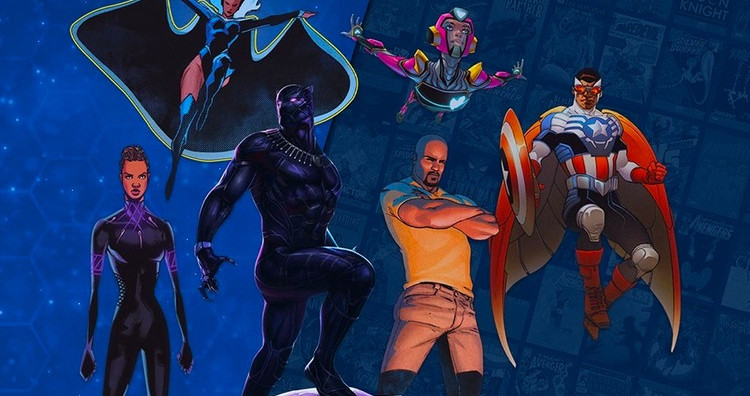 Marvel Unlimited Spotlights Black Artists and Storytellers
