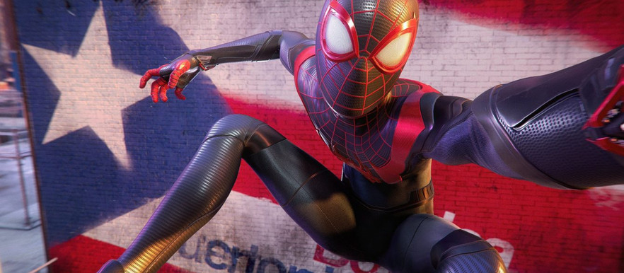 Spider-Man: Miles Morales Receives New PS5 Screenshot Showing Off an Insane Level of Detail