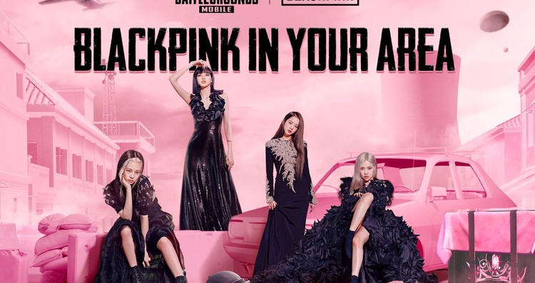 'PUBG' Goes K-Pop With Upcoming BLACKPINK Collaboration