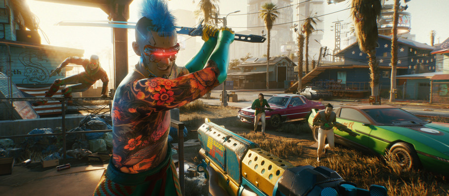 Cyberpunk 2077 Unofficial Third-Person Mod Is Now Available for Download