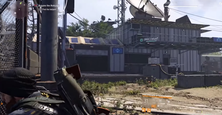 The Division 2: how to get the Nemesis Exotic Sniper Rifle