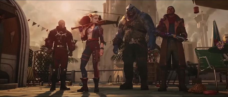 Suicide Squad: Kill the Justice League Trailer Debuts at DC FanDome