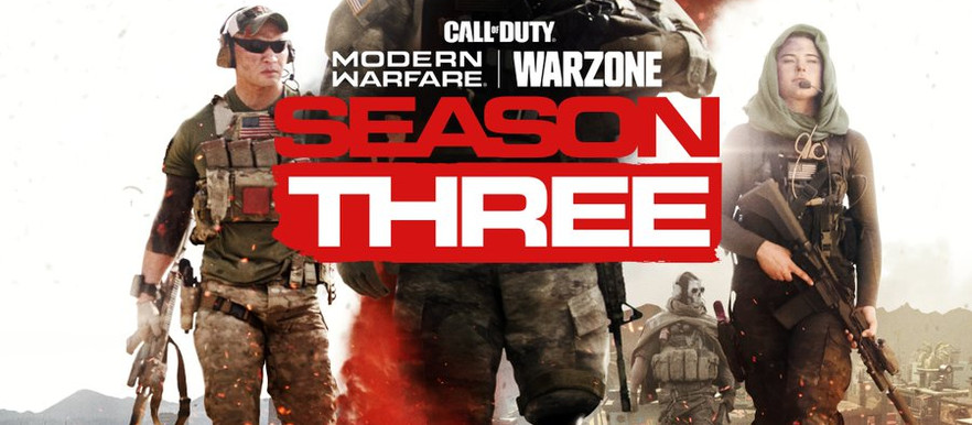Call of Duty: Modern Warfare Season Three Starts in 2 days