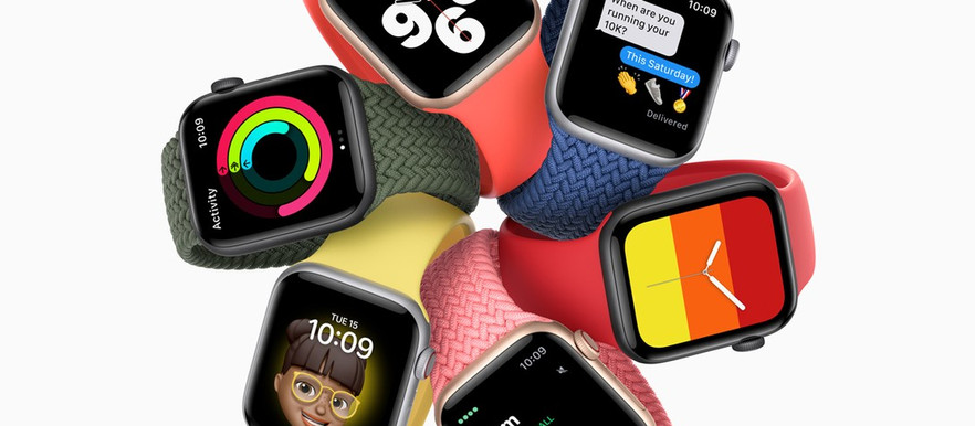 Apple Debuts Latest Apple Watch Series 6 and New Apple Watch SE