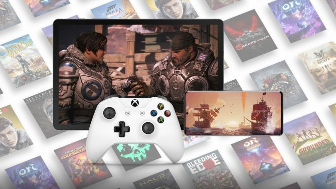 Xbox Announces Cloud Gaming Partnership with Samsung