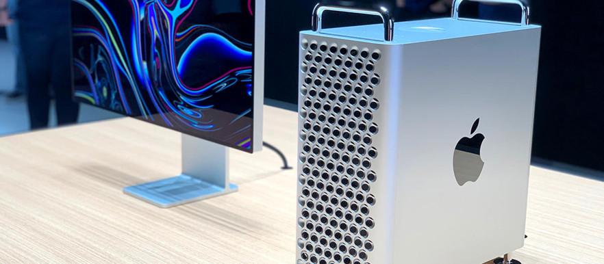 Apple Mac Pro in Full Teardown