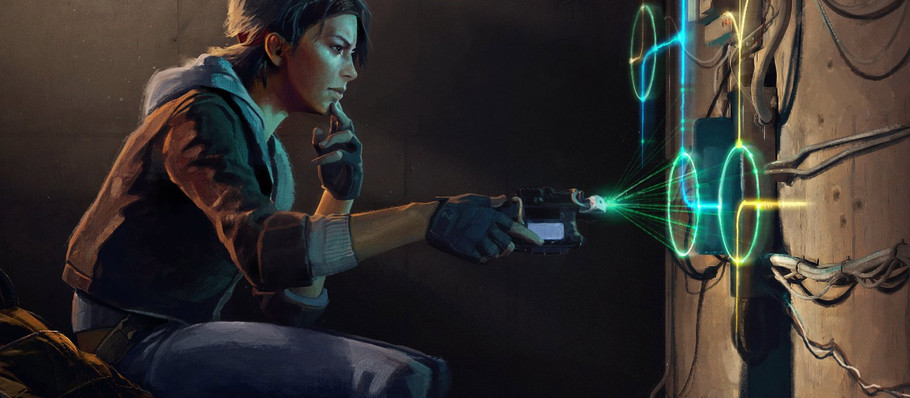 Half-Life: Alyx Steam Workshop is Now Available