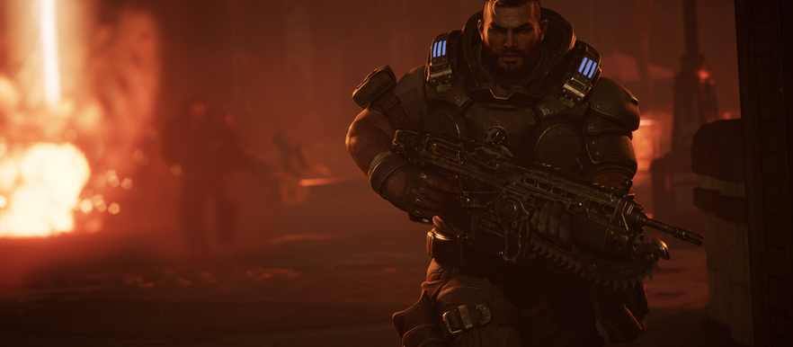 Gears Tactics Review: Here Comes The boom!