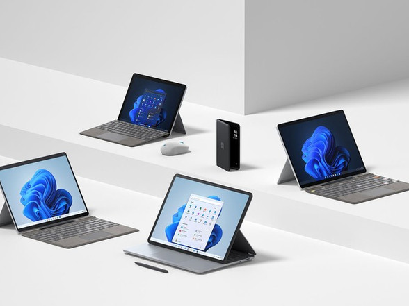 Microsoft Unveiled New Surface Lineup at Its Fall 2021 Event