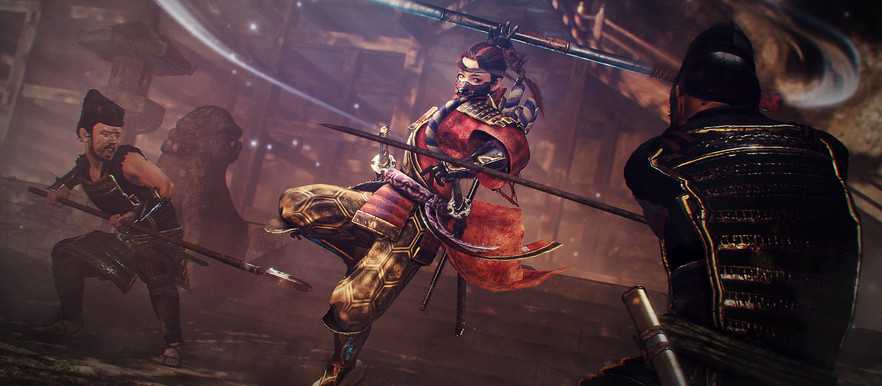 Nioh 2's second DLC Darkness in the Capital is coming
