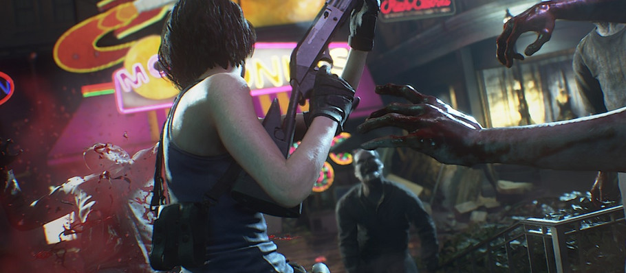 'Resident Evil 3' Becomes First-Person Shooter Thanks to Modder