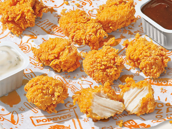 Gamer Eats: Popeyes Is Officially Launching Chicken Nuggets