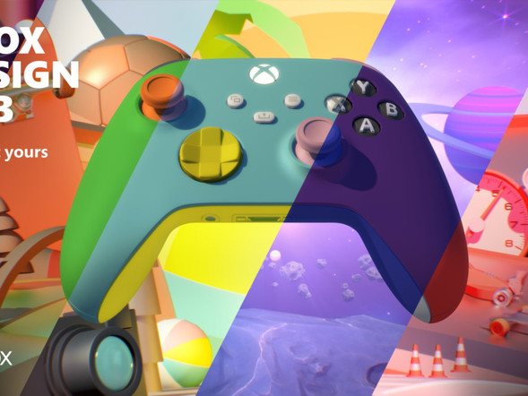 Xbox Design Lab reopens with Microsoft's updated Series X/S controller