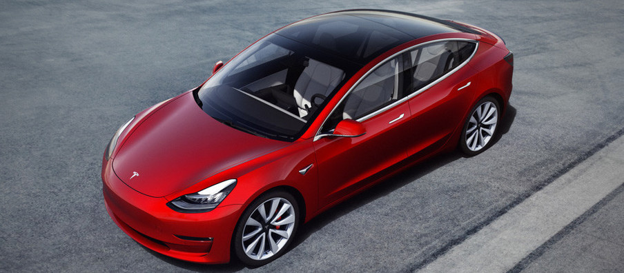Tesla Offers Model 3 as Reward to Anyone Who Can Hack Car's Security System