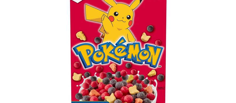 Gamer Eats: Start Your Morning Right With 'Pokémon' Berry Bolt Cereal
