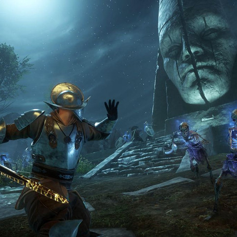 Amazon delays its MMO New World to August