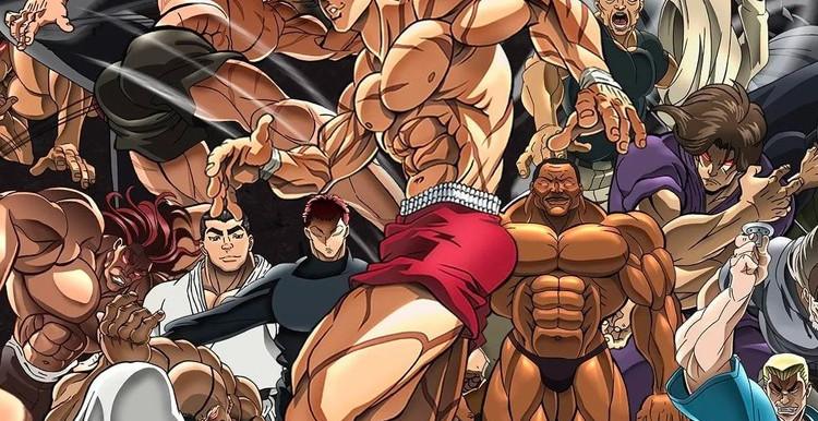 Baki Is Getting a New Spin-off Manga Featuring Retsu Kaioh