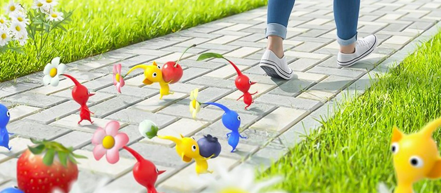 Niantic Announces Official 'Pikmin' Mobile AR Game with Nintendo