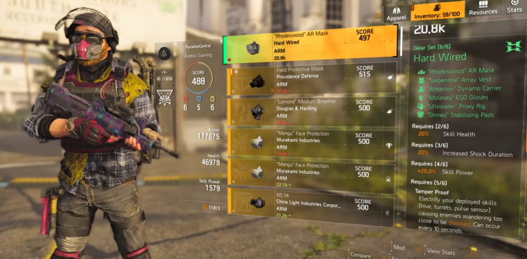 The Division 2: Hard Wired, True Patriot and Ongoing Directive gear set bonuses